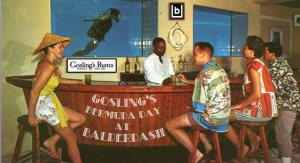goslings rum hotel bar